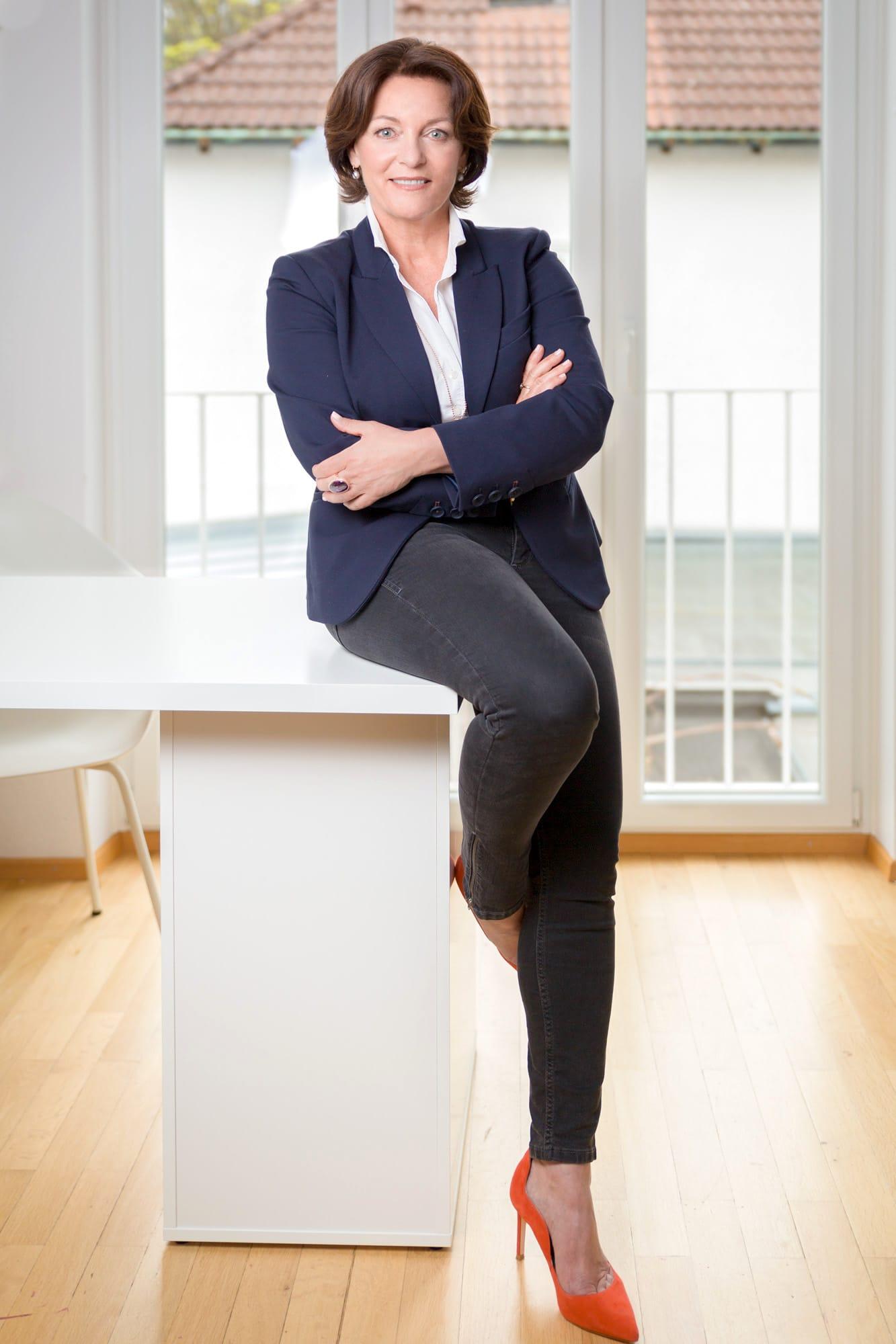 Sigrid Gillmeier-Dirks Coaching, Training, Beratung